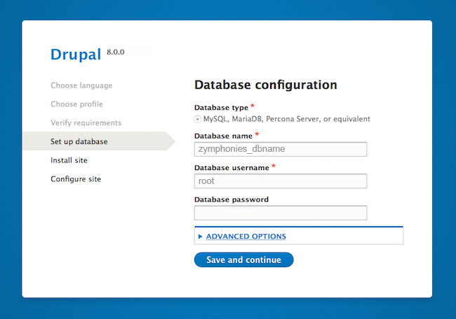 update drupal 8 core manually